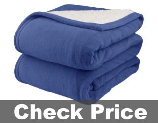 Biddeford 2063-9052140-300 | Electric Heated Blanket Queen Brick