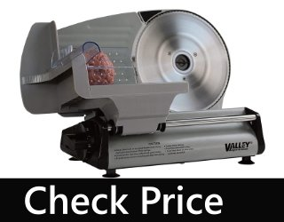 Valley Sportsman Electric Food and Meat Slicer