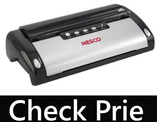 NESCO VS-02, Food Vacuum Sealing System