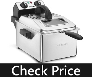 Cuisinart CDF-200P1 Deep Fryer (4 quart)