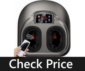 Arealer Foot Massager Machine with Heat