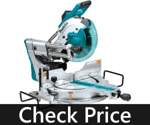 "Makita LS1019L 10"" Dual-Bevel Sliding Compound Miter Saw with Laser"
