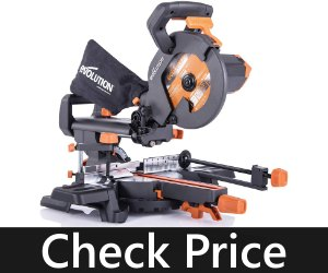 Evolution Power Tools R210SMS+ Sliding Mitre Saw (230V)
