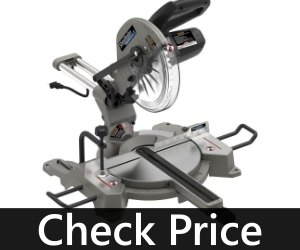 Delta S26-263L Shopmaster 10 Inch Slide Miter Saw with Laser