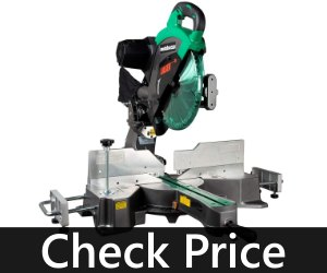 "Metabo HPT 12"" Sliding Compound Miter Saw"